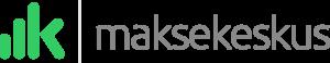 Maksekeskuse horisontaalne logo