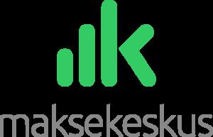 Maksekeskuse ruudu logo
